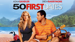 Promo image for 50 First Dates.
