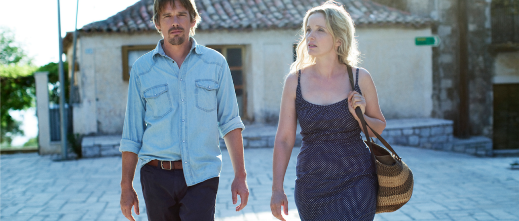 Scene from the movie Before Midnight.
