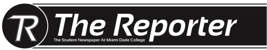 Logo of The Reporter.
