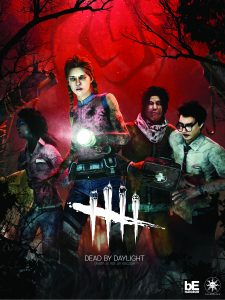 Promotional image for Dead By Daylight.
