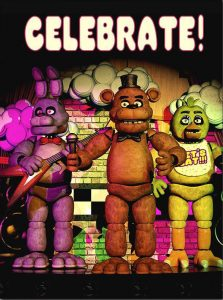 Promotional image for Five Nights At Freddy's