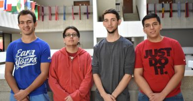 The four MDC students.