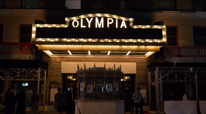 Photo of Olympia Theatre.