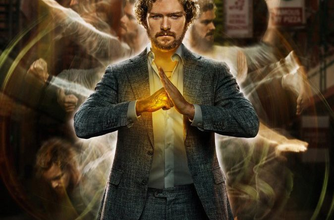 Promotional image for Iron Fist.