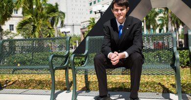SAS Student Aims To Make Driving Safer In Florida
