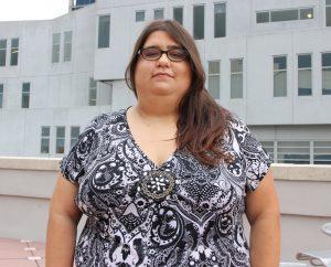 Headshot of Aracelia Diez.