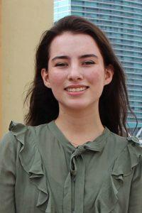 Headshot of Katherine Wallace-Fernandez.