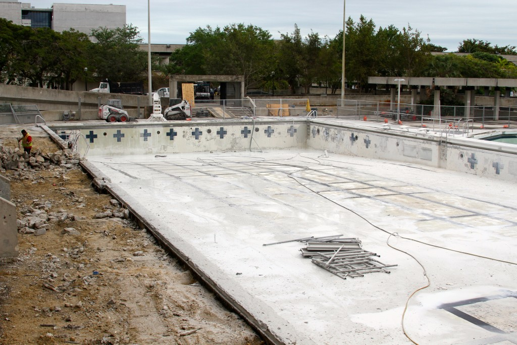 Kendall Campus Aquatic Center Gets Facelift The Reporter The Student Newspaper At Miami Dade