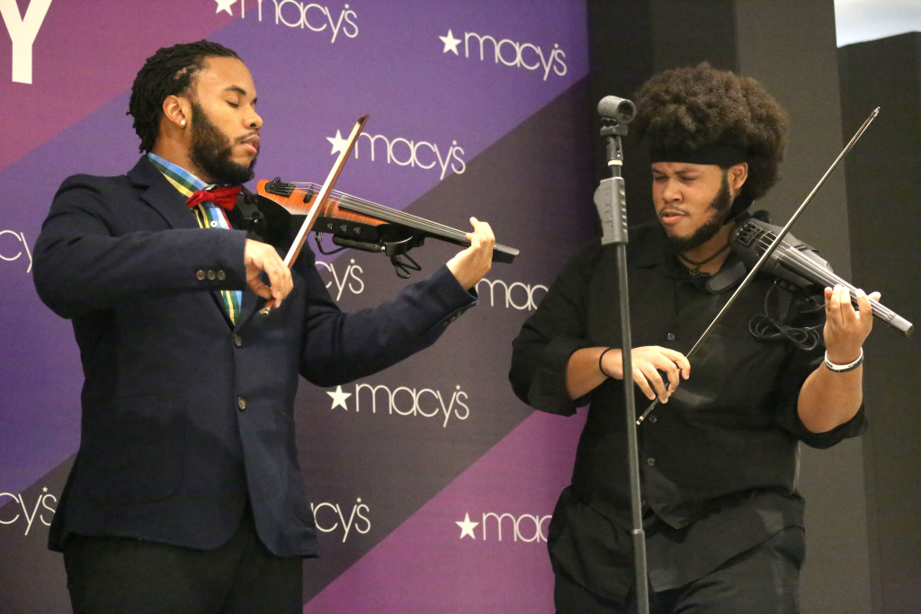 The Violin Brothers, Sons of Mystro Spread Their Legacy - The