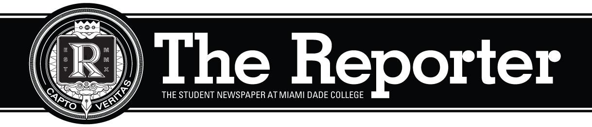 Original Reporter logo.