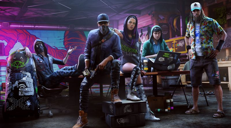 Promotional image for Watch Dogs.