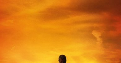 Movie poster for Logan.