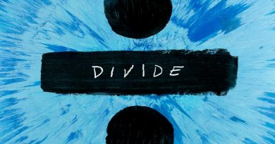Cover art for Ed Sheeran's album Divide.