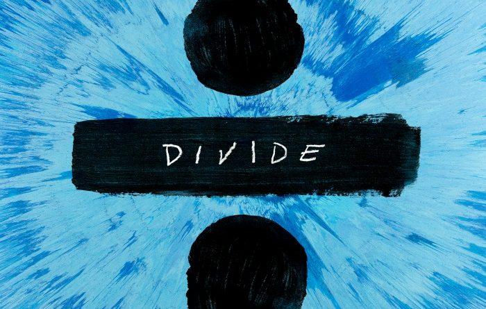 Cover art for Ed Sheeran's album Divide.