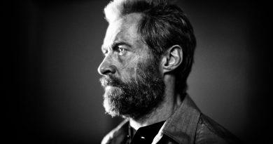 Photo of actor Hugh Jackman as Wolverine.