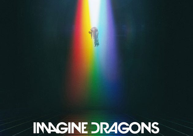 Cover of Imagine Dragons' album Evolve.