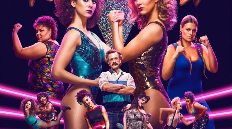 Promotional image for GLOW.