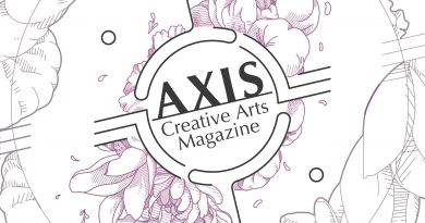 Front cover of AXIS recent issue, Volume 14.