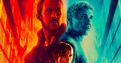 Promotional image for the movie Blade Runner 2049.