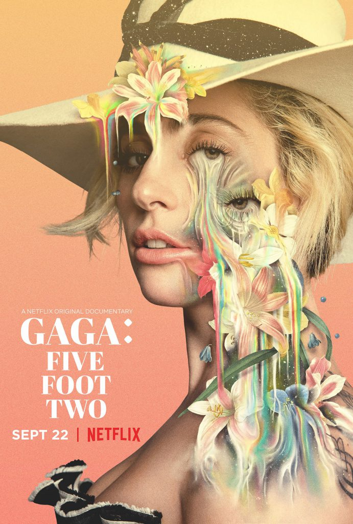 Promotional image for Five Foot Two.