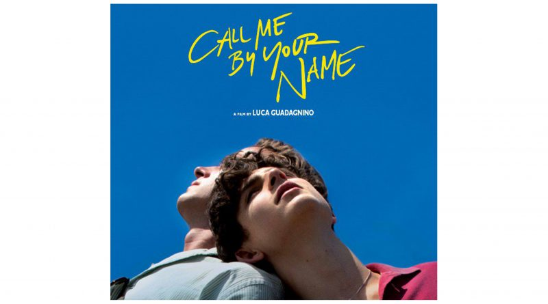 Promotional image for Call Me By Your Name.
