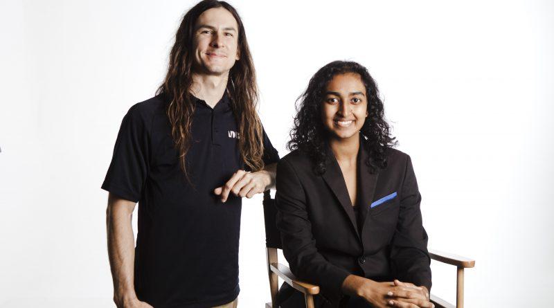 Jeffrey Atkins and Priya Pershadsingh.