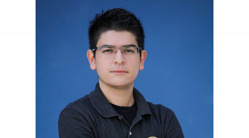 Photo of Andres Colmenares.