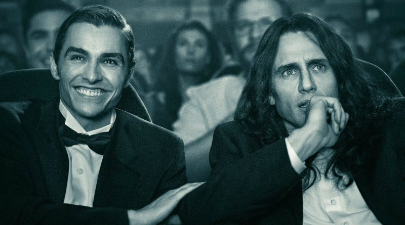 Scene from the movie The Disaster Artist.