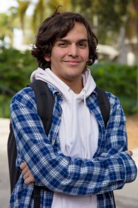 Photo of Luis Velasco.