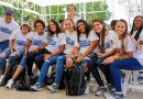 Miami Dade College women's volleyball team.