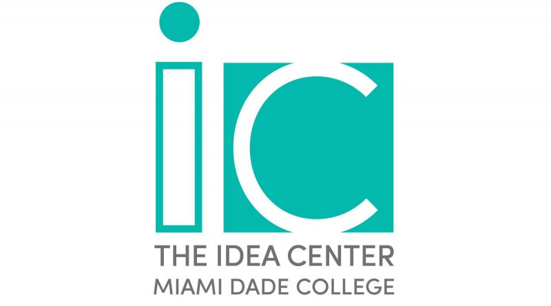 Idea center logo.