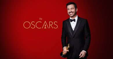 Academy Awards promotional image for the Oscars.