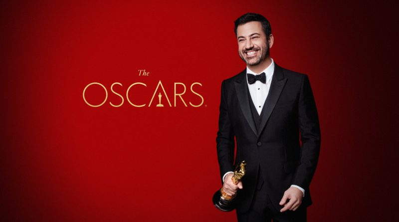Promotional image for the Oscars.