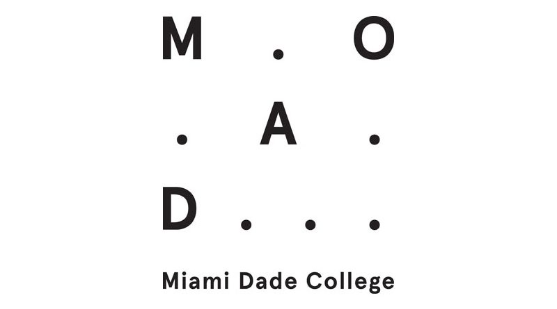 Logo of Museum of Art and Design.
