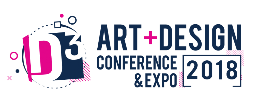 D3 Conference logo for the event.