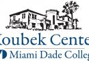 Koubek Center logo.