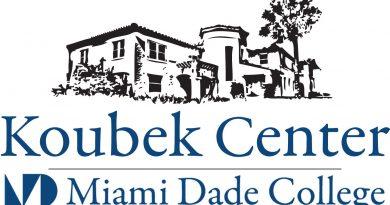 Koubek Center logo.