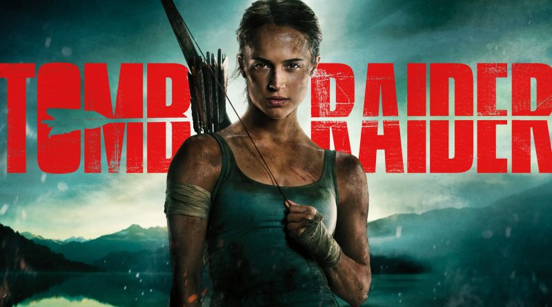 Promotional image of Tomb Raider.