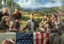Game cover for Far Cry 5.