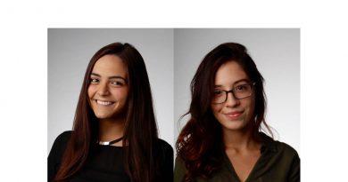 Maria Elena Vizcaíno and Riane Roldan will participate in NAHJ Student Project.