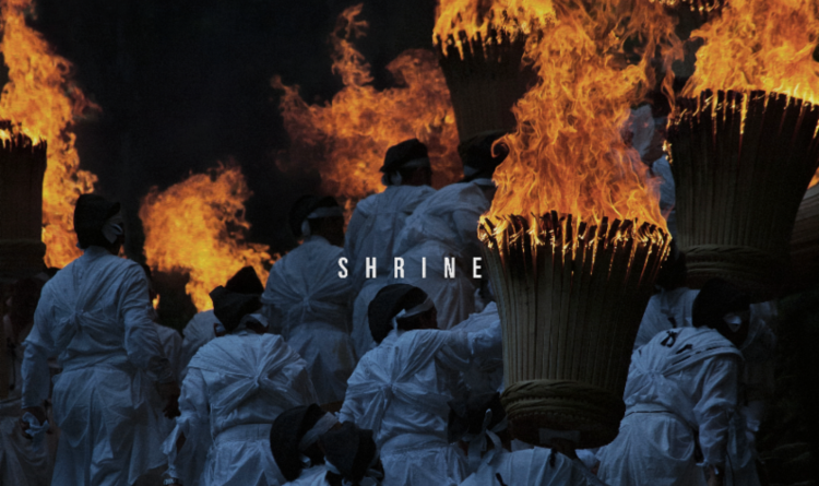 Album cover for Shrine.