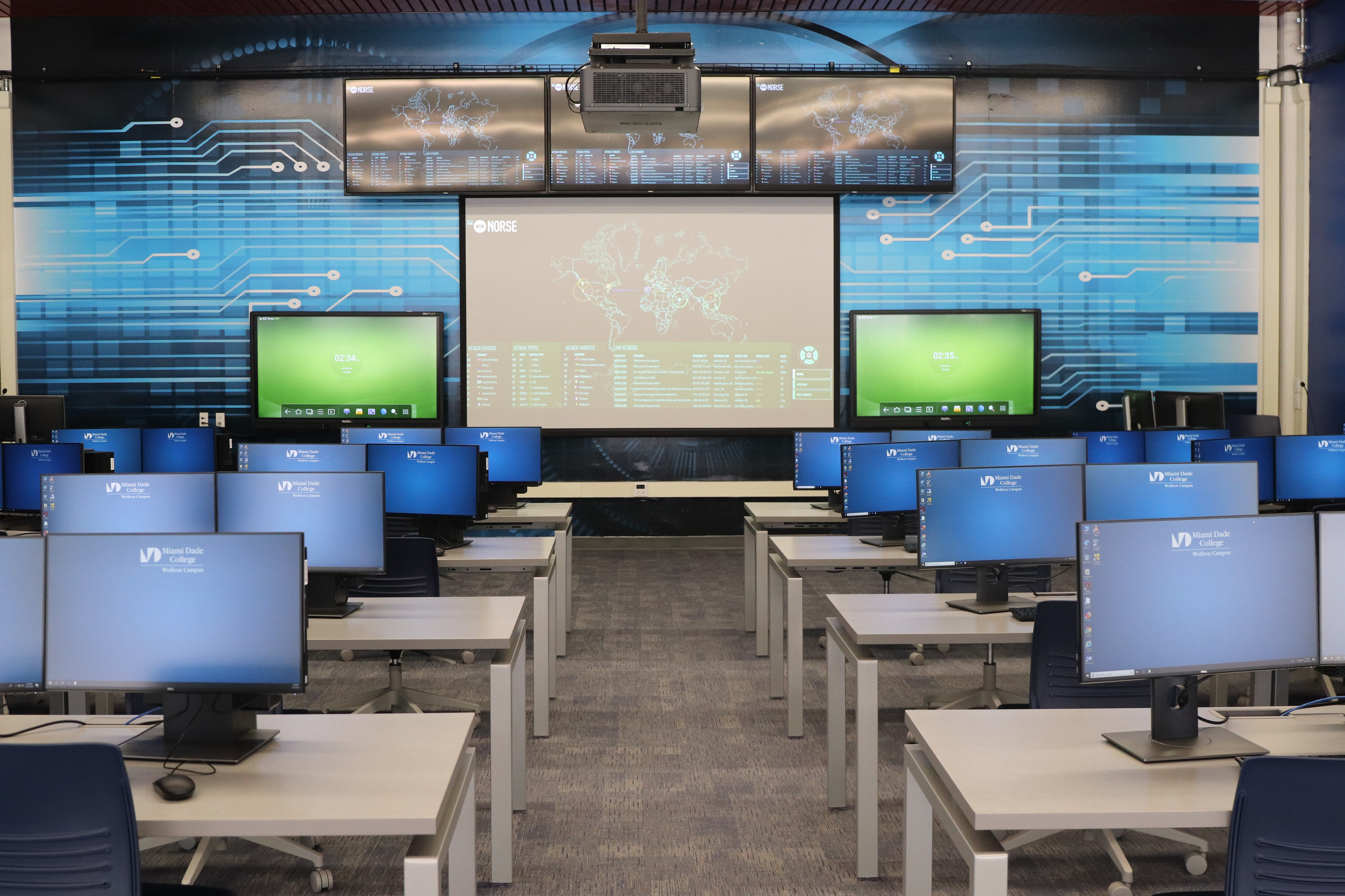 Wolfson Campus Offers New Cybersecurity Training Program The