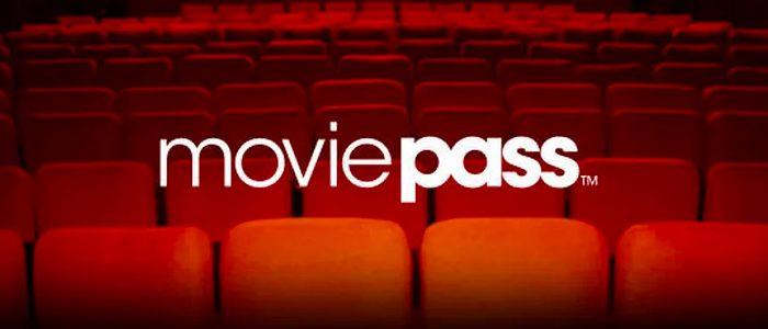 MoviePass logo.