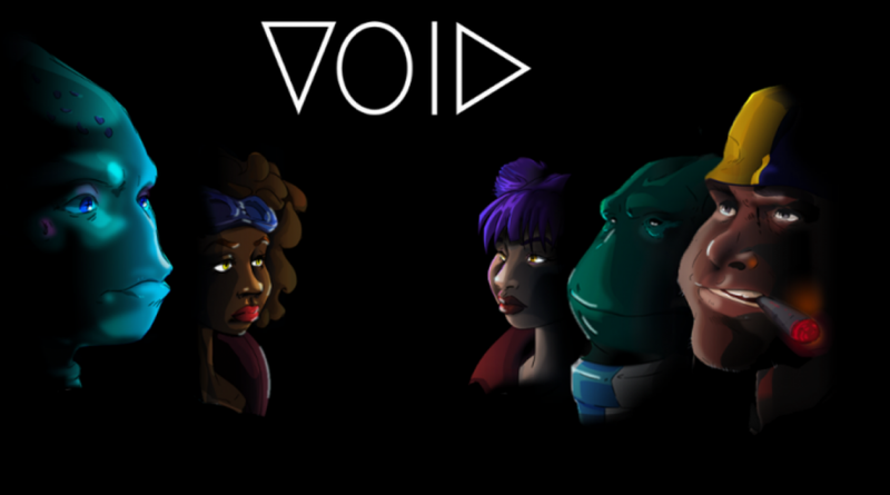 Promotional image for VOID.
