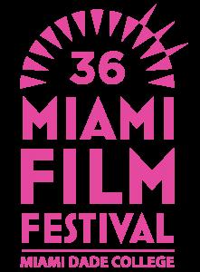 Miami Film Festival logo.