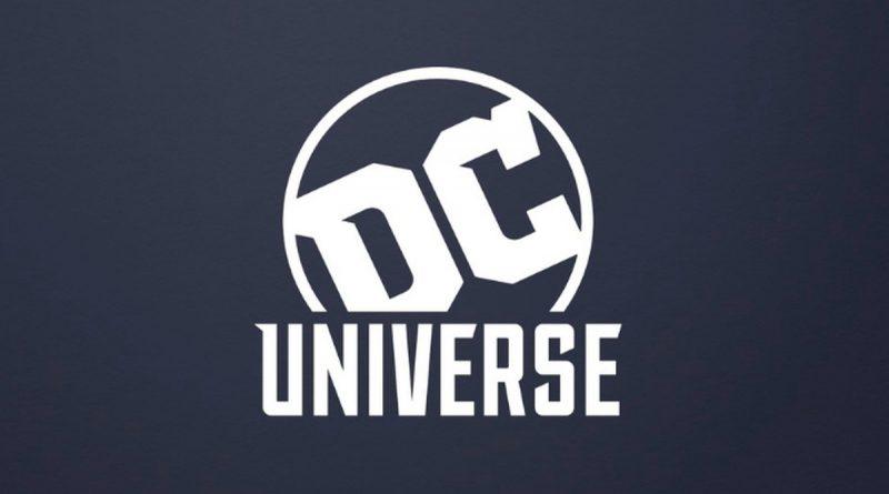 DC Universe logo.