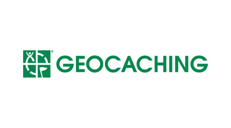 Geocaching logo.