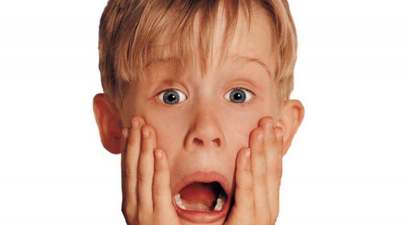 Promotional image for the movie Home Alone.