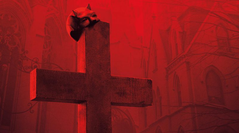 Promotional image for Marvel's Daredevil.