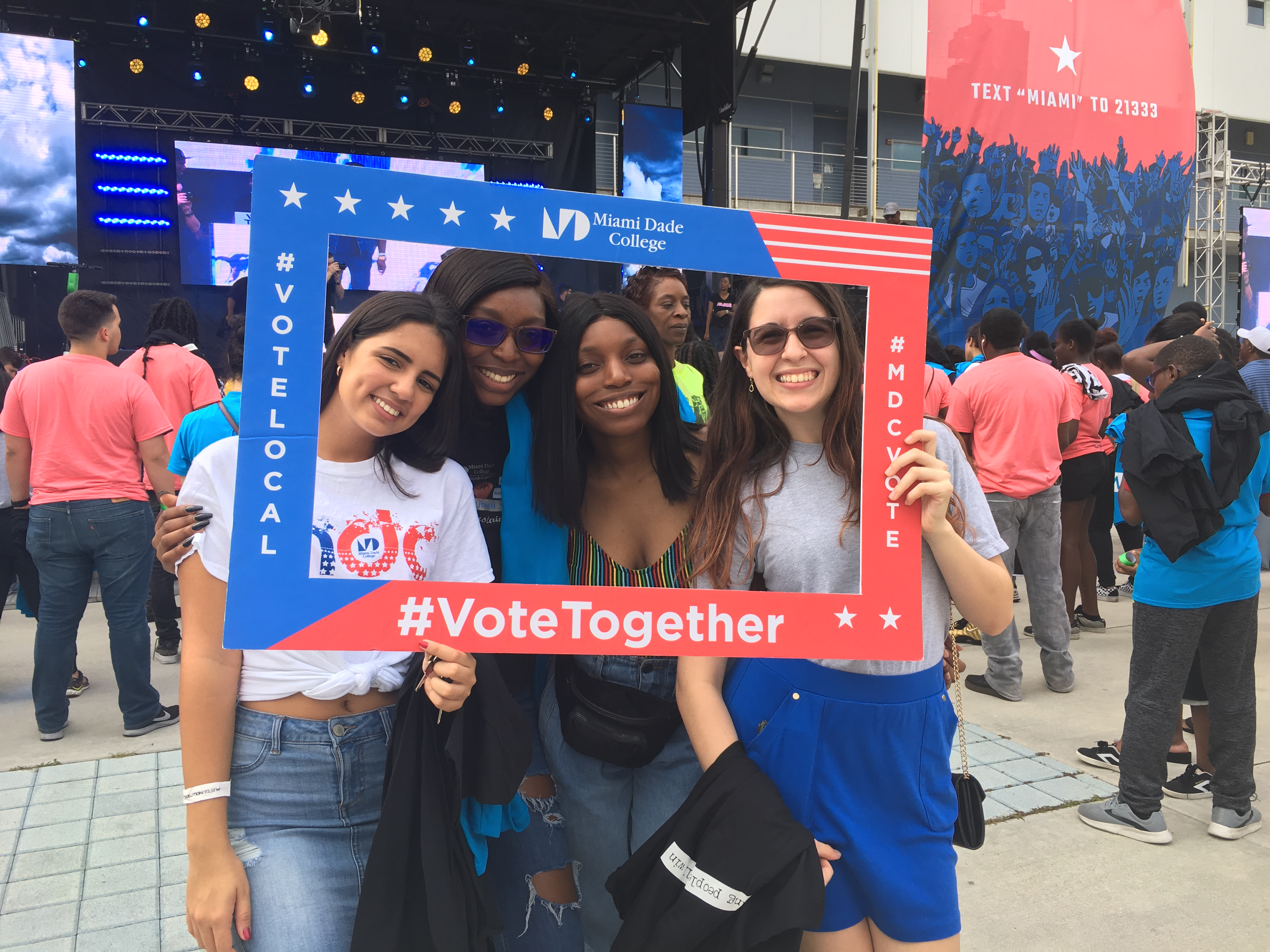 Miami Dade College Makes An Impact On Midterm Elections